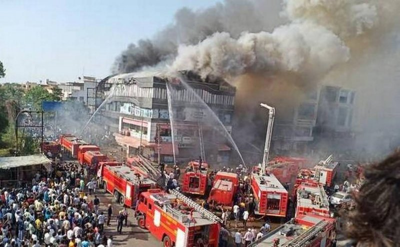 Surat fire tragedy: The hero who saved two girls