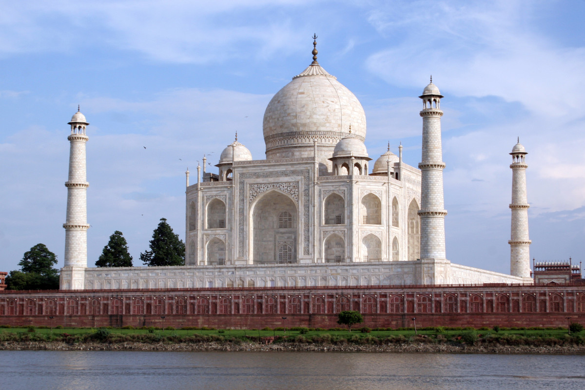 Taj Mahal to reopen From Sept 21, cap of 5,000 daily visitors