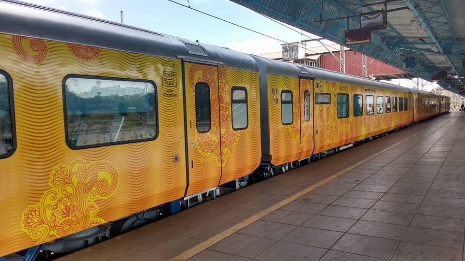 Tejas Express to run between Ahmedabad-Mumbai Central from Feb 14