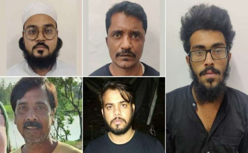 6 terrorists arrested from Delhi, Maharashtra and UP, 4 DRDO employees caught spying in Odisha
