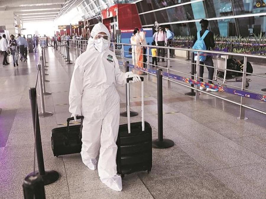 International fliers face tough time in Surat