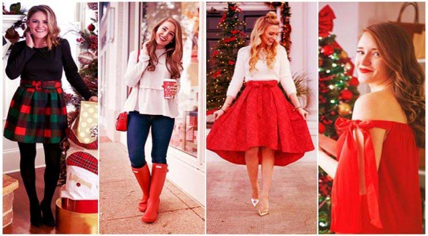 Fashion   Fashion in Christmas 2017 & Fashion in Happy New Year