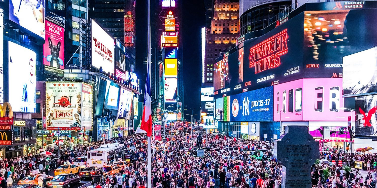 Stop display of Lord Ram's images in Times Square: Muslim groups petition ad company