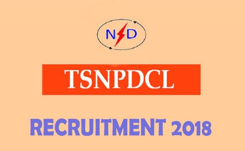 TSNPDCL Recruitment 2018: Direct recruitment for 107 vacancies, Check details here
