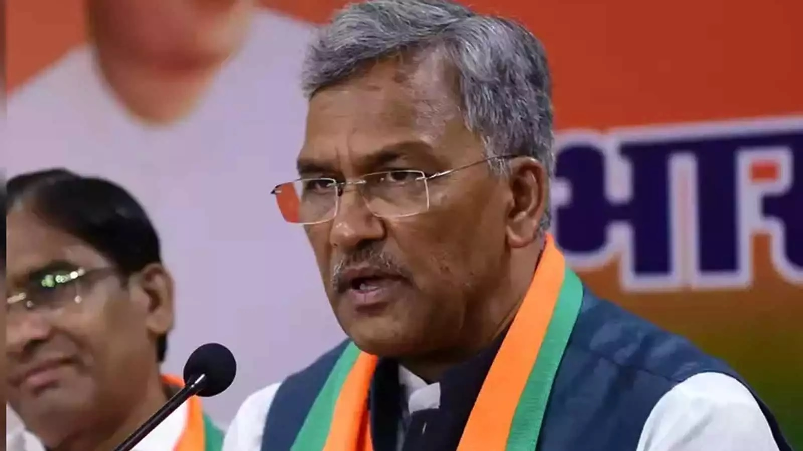 Uttarakhand Chief Minister To Meet With BJP Chief Amid Removal Reports