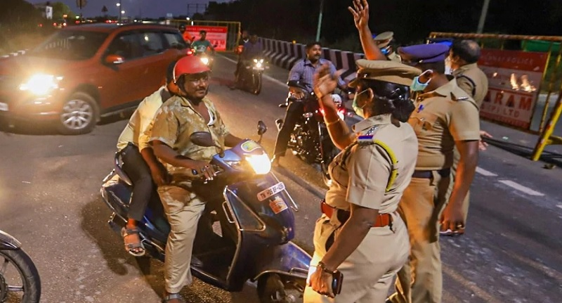 Tuticorin cops took another 28-year-old weeks before Jayaraj-Beniks, he returned with brain damage, died