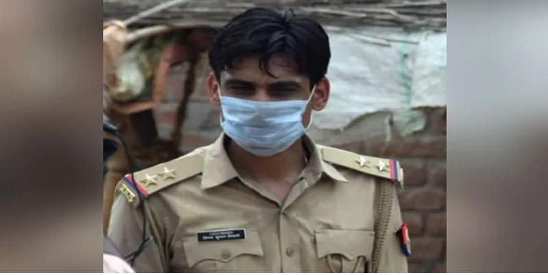 Suspended UP Cop Accused Of Tipping Off Gangster Vikas Dubey On Raid Arrested