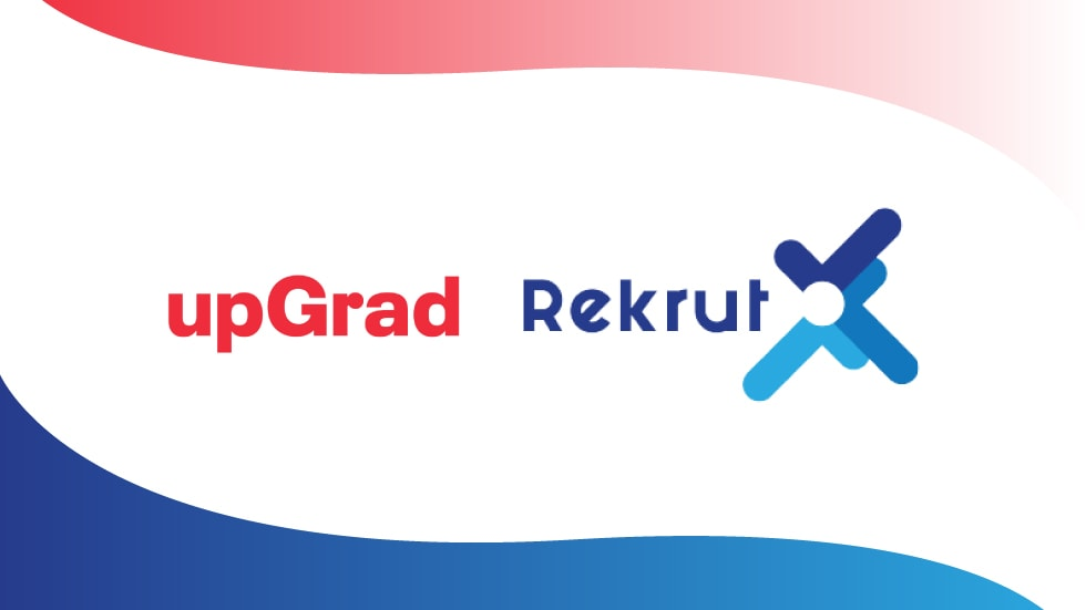 upGrad acquires recruitment firm Rekrut India; Forecasts a massive jump in career outcomes for learners