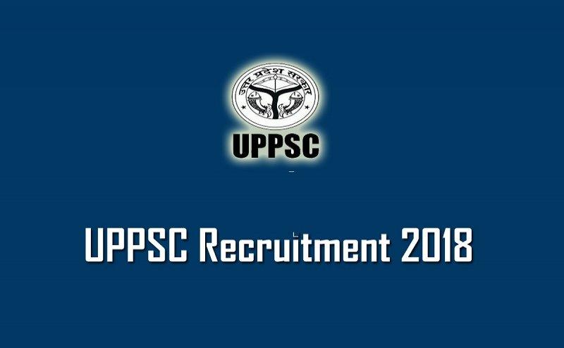 UPPSC Recruitment 2018: Vacancy For 1105 Posts