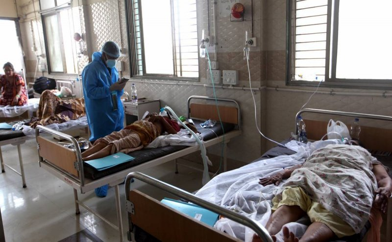 Covid-19 patients get 50 lakh refund from hospitals in Vadodara
