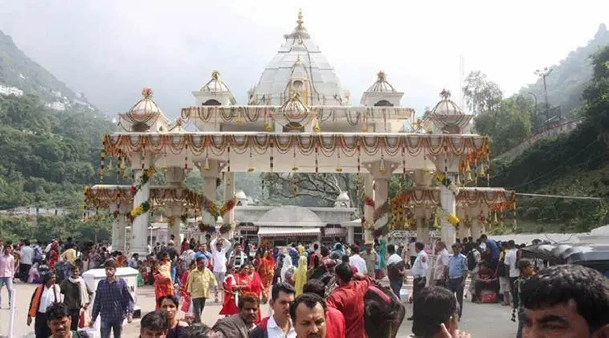 Jammu and Kashmir: Navratri festival will be celebrated with simplicity in Katra during the Corona period