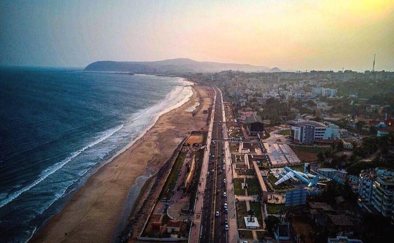 British Dy. High Commissioner, says Vizag most suitable for admin capital