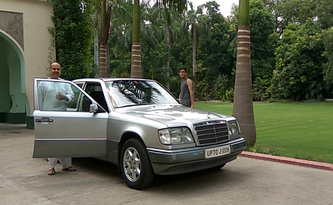 Meet this Allahabad family, they own the first Mercedes of city!