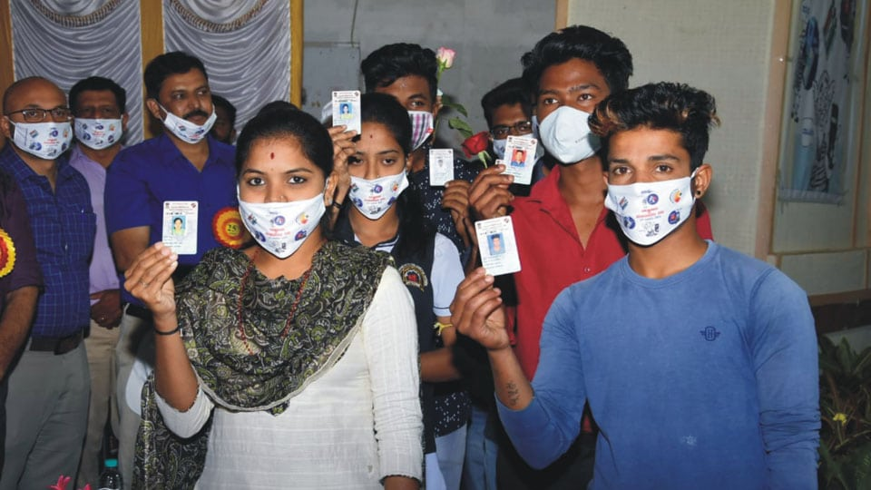 National Voters Day Celebrated In City: 26,782 New Voters Enrol Amidst COVID