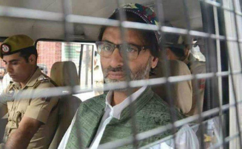 Yasin Malik-led JKLF banned by govt under anti-terror law