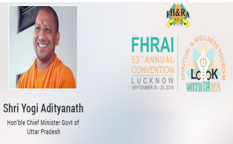53rd FHRAI Annual Convention begins in Lucknow, CM Yogi inaugurates