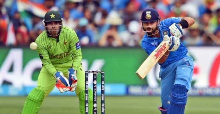 Champions Trophy: It's just another game, says Kohli on India-Pak match