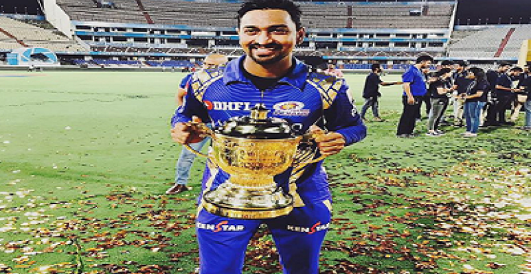 IPL 10 proves to be a game changer for Krunal Pandya