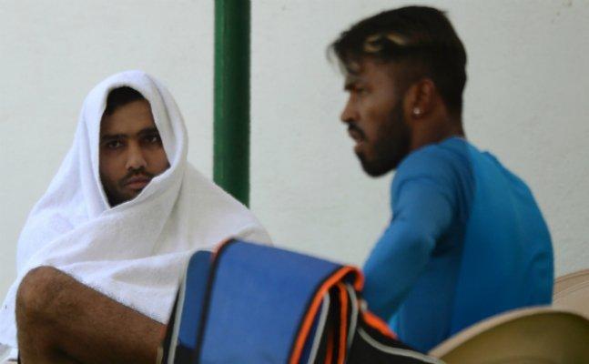 Ind vs Aus T20I: Rain forces India to cancel practice