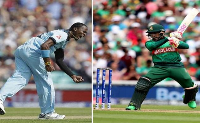 ICC World Cup 2019: England vs Bangladesh, preview,head to head & match details