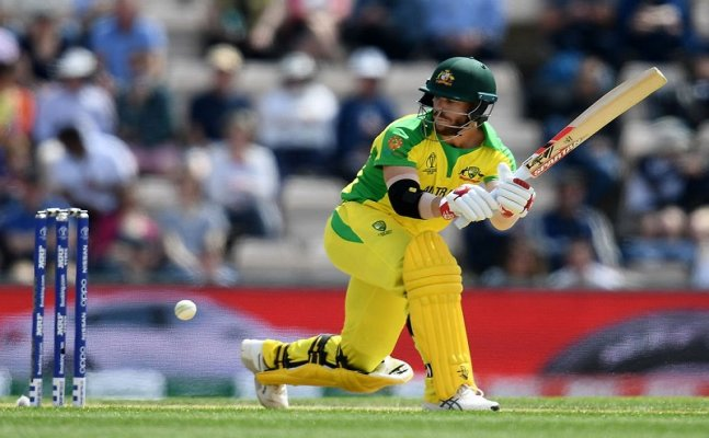 ICC World Cup 2019: David Warner becomes first batsman to get this record