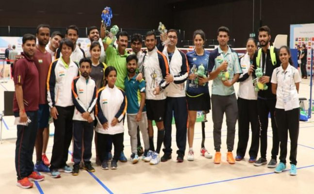 Indian para athletes primed for unprecedented medal haul in Tokyo Paralympics