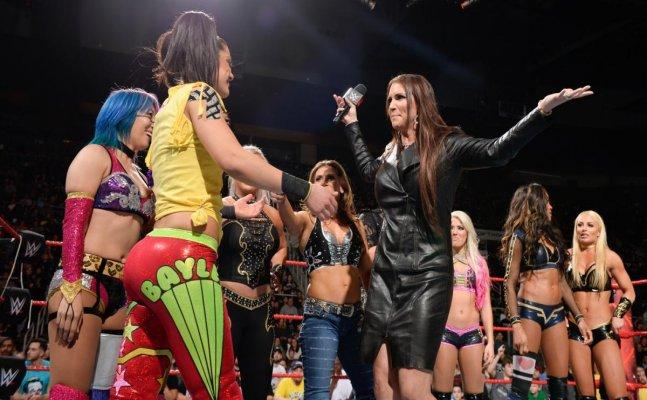 WWE RAW: Stephanie McMahon makes historic announcement