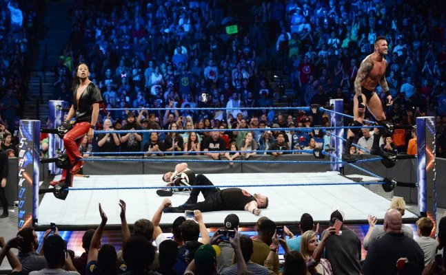 Nakamura, Orton to take on Zyan and Owens at Clash of Champions