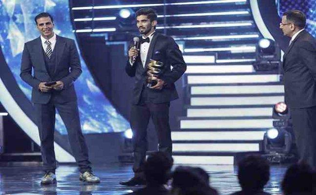 PV Sindhu,Kidambi bags top awards