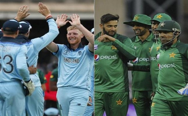 ICC CWC 2019, England vs Pakistan: Preview,Head-to-head & Match details