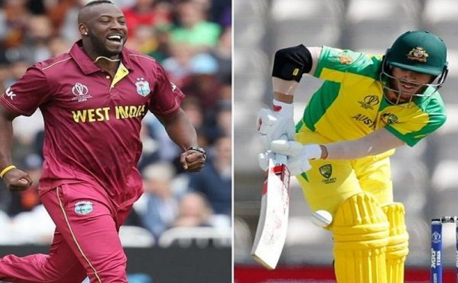 ICC World Cup 2019: Australia vs West Indies, preview, head to head & match details