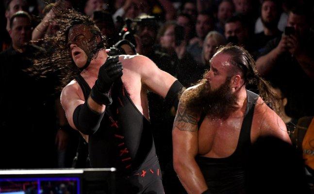 WWE RAW: Kane, Strowman clash, women locker save Asuka