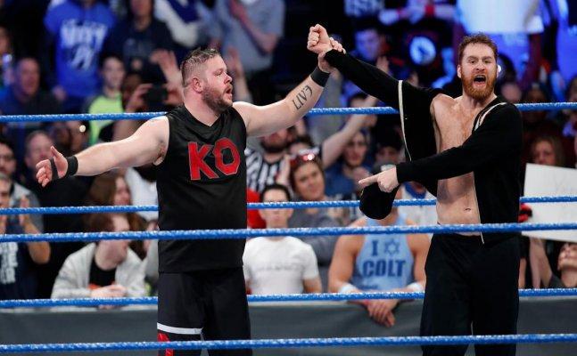 Shane-O-Mac costs AJ Styles match versus Kevin Owens
