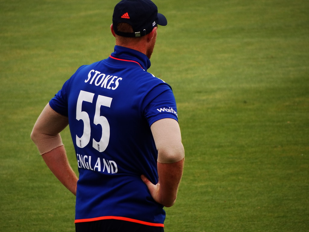 Ben Stoke is the new no.1 all-rounder