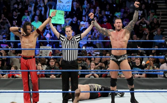SmackDown: Owen, Zayn and AJ Style feud continues