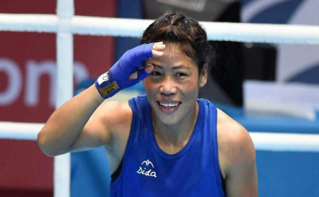 'Brilliant' Mary Kom in finals of Asian Championship