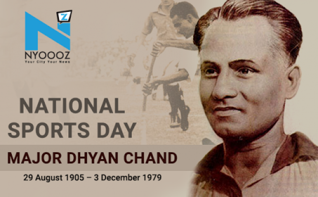 National Sports Day: Remembering the great Dhyan Chand Singh