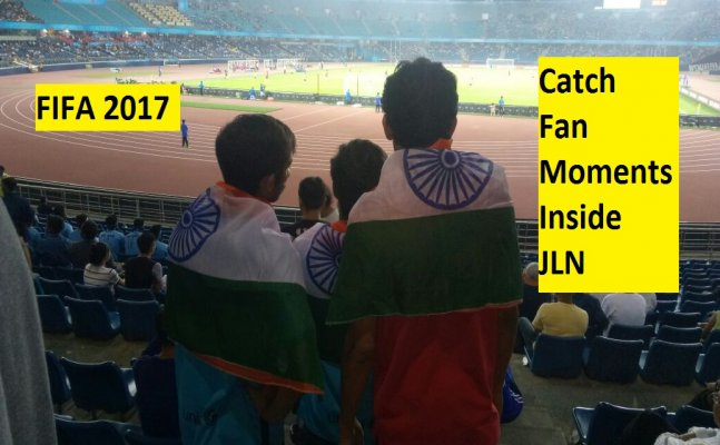 2017 FIFA U-17 World Cup: NYOOOZ at JLN stadium, watch live videos