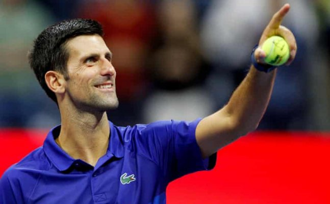 Djokovic extends Slam bid; 1st time no US players in Open QF