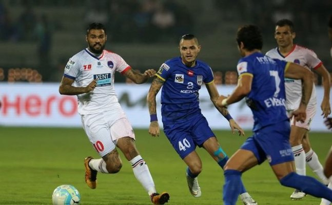 #LetsFootball: Mumbai City had Delhi Dynamos their 6th loss