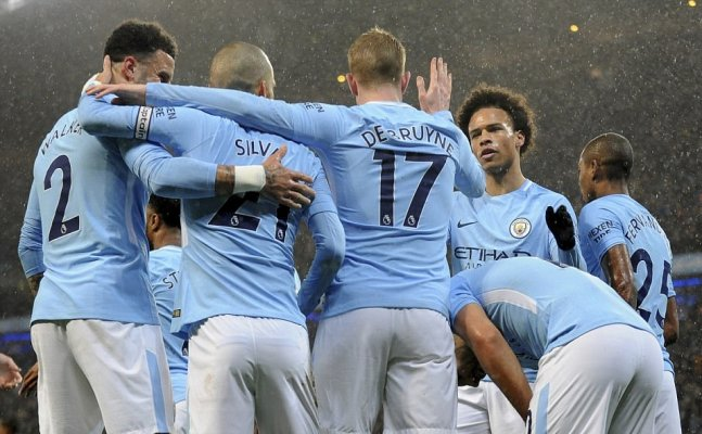Manchester City continue their unbeaten run