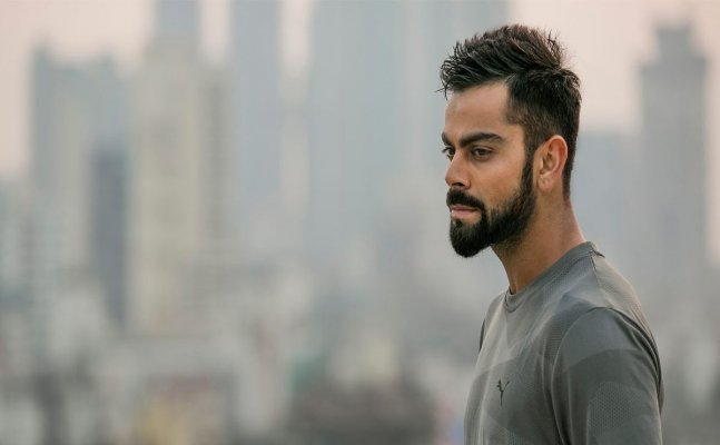 Virat Kohli becomes top Indian sports personality of the year