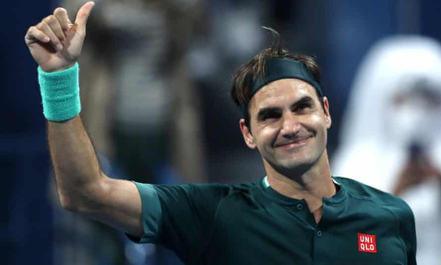 Roger Federer withdraws from Dubai ATP tournament after Qatar open exit