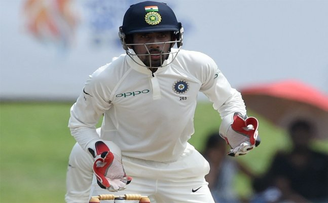 IND vs SA: Saha breaks Dhoni record