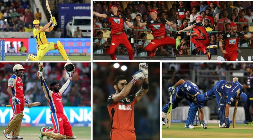 The Most Unforgettable Highlights of the Indian Premier League