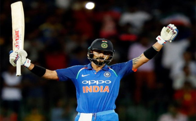 Virat Kohli notch 30th century, leads India to another victory