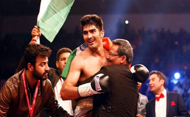 Vijender undefeated, decision keeps boxers reputation intact