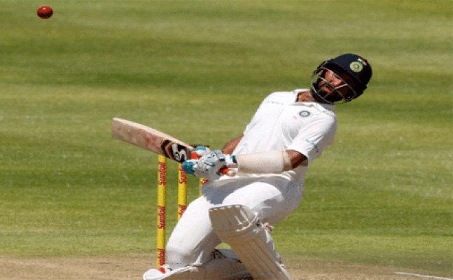 IND vs SA: Puraja new career-best 'run-less half-century'
