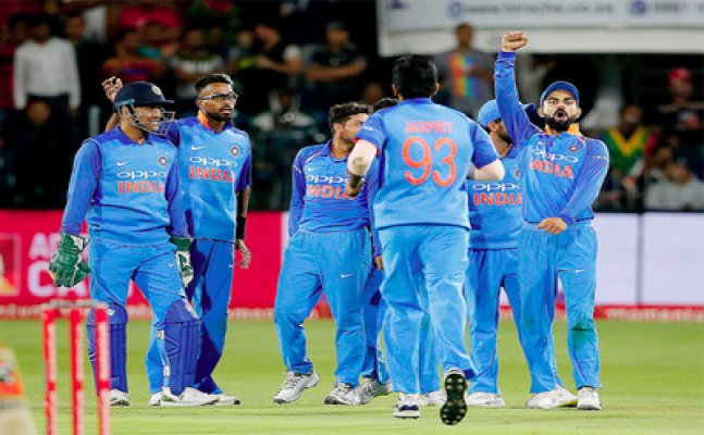 IND vs SA: Twitter congratulate India over historic win