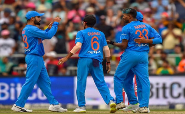 Virat and Boys heads out after impressive win